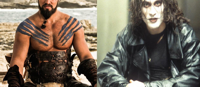 """Khal Drogo wystąpi w remake'u """"Kruka"""""""