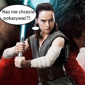 """Kino odmówiło pokazywania """"Gwiezdnych Wojen: Ostatnich Jedi"""""""