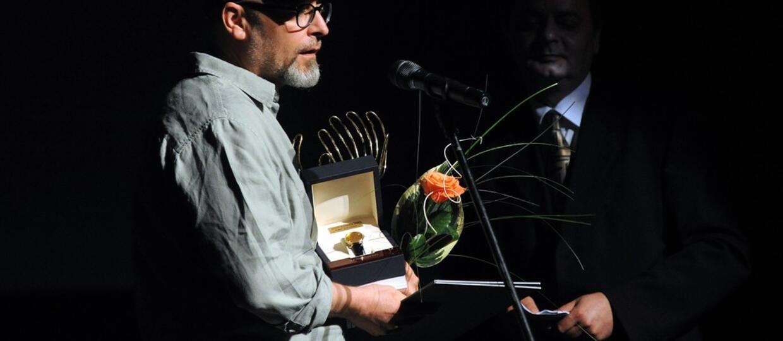 Wojciech Smarzowski Złoty Klakier