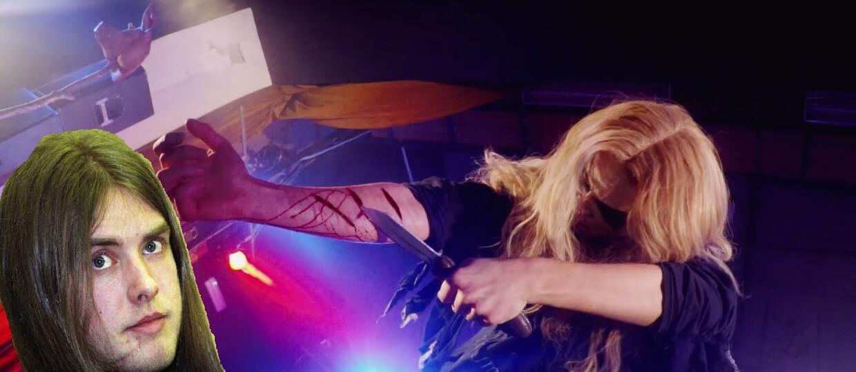 Klip Metalliki to zapowiedź filmu o blackmetalowych zbrodniach