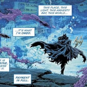 Kobieta Batman walczy z Atlantydą w nowym komiksie DC