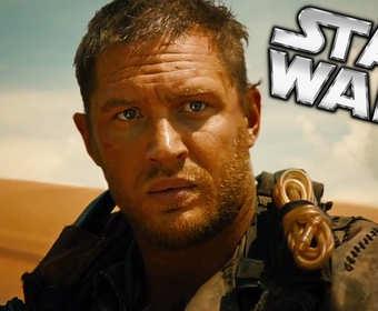 """Kogo Tom Hardy zagra w """"Gwiezdnych wojnach: Epizodzie VIII""""?"""