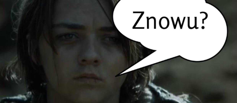 Arya, Gra o tron