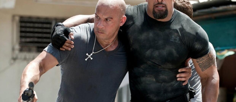Konflikt zakończony. Vin Diesel i The Rock znowu kumplami