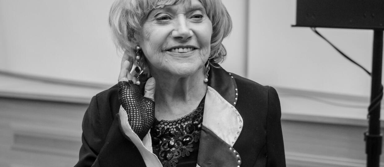 Krystyna Sienkiewicz nie żyje. Miała 81 lat