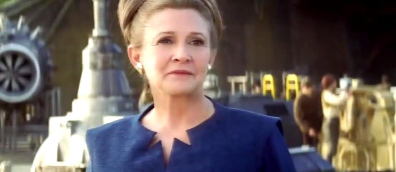 """Księżniczka Leia nie będzie efektem komputerowym w """"Epizodzie IX"""""""
