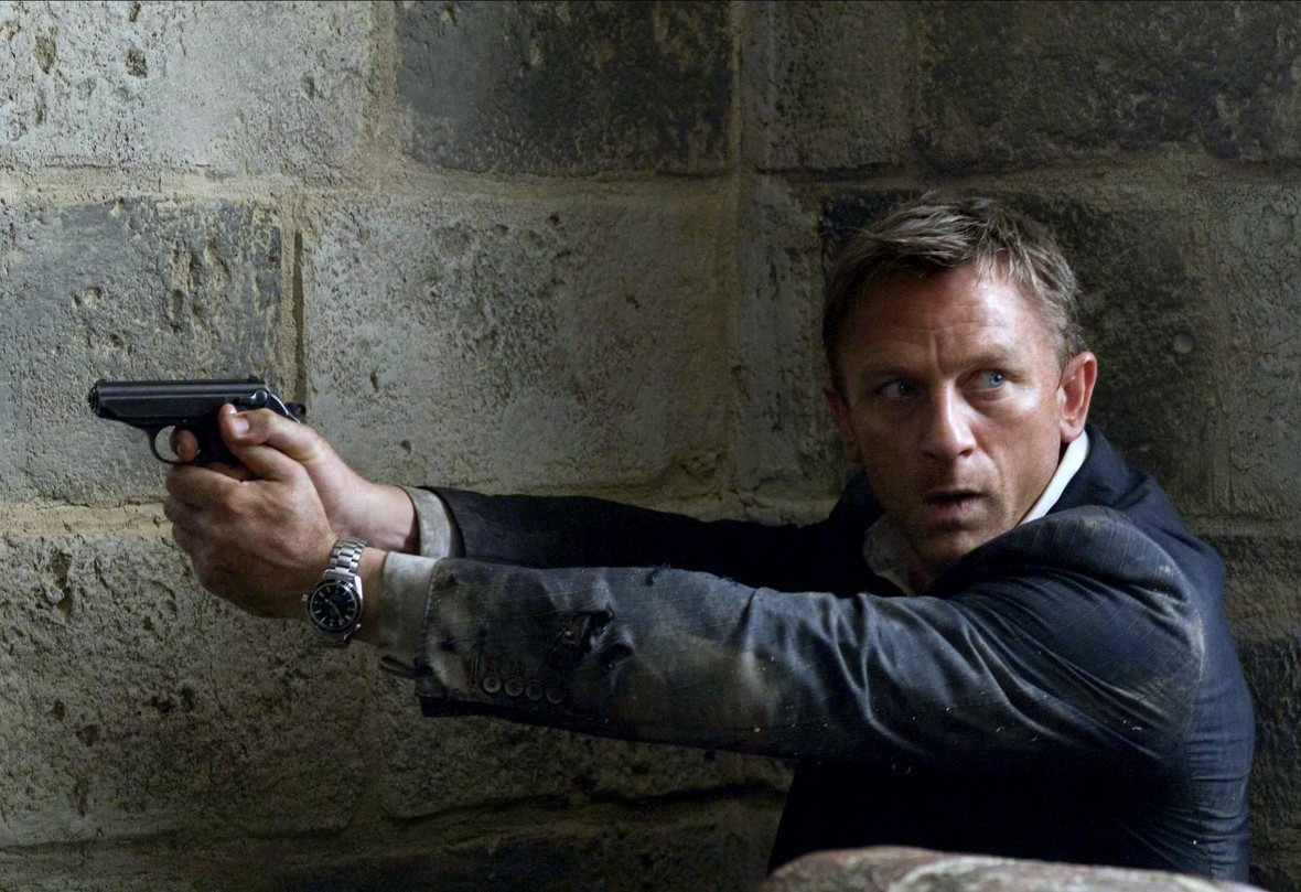 Kto wyreżyseruje nowego Bonda? Jest 3 mocnych kandydatów