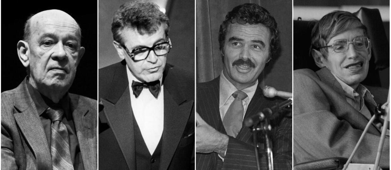 kto zmarł w 2018 roku? aktorzy i reżyserzy