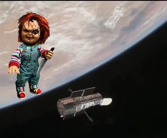 Laleczka Chucky trafi do kosmosu?
