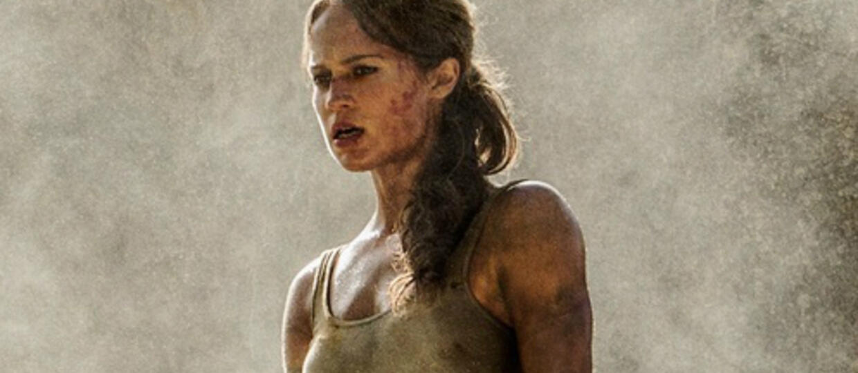 Lara Croft, Alicia Vikander, Tomb Rider