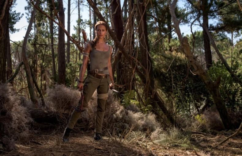 Alicia Vikander jako lara Croft -  foto: EastNewsGraham Bortholomew#