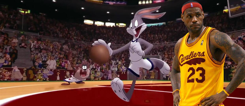 """LeBron James rozegra """"Kosmiczny mecz 2"""""""
