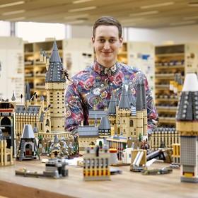 """LEGO wypuści nowy zestaw z zamkiem Hogwart z """"Harry'ego Pottera"""". Będzie miał ponad 6 tysięcy elementów"""