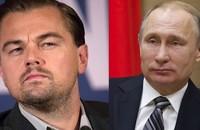 Leonardo DiCaprio: Chciałbym zagrać Putina