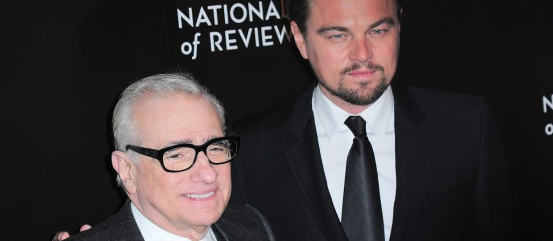 DiCaprio Scorsese