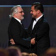 Robert De Niro i Leonardo DiCaprio