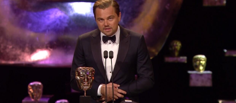 """Leonardo DiCaprio i """"Zjawa"""" triumfują na BAFTA 2016"""