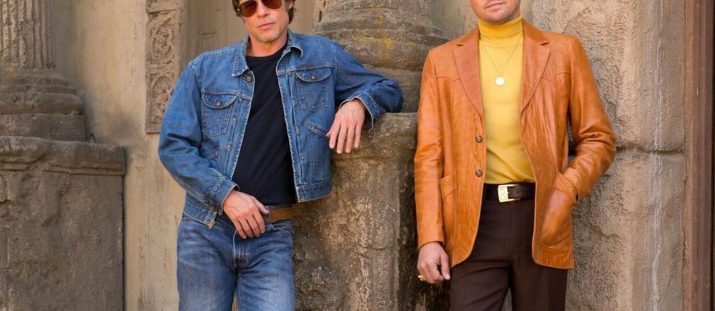 Brad Pitt i Leonardo DiCaprio
