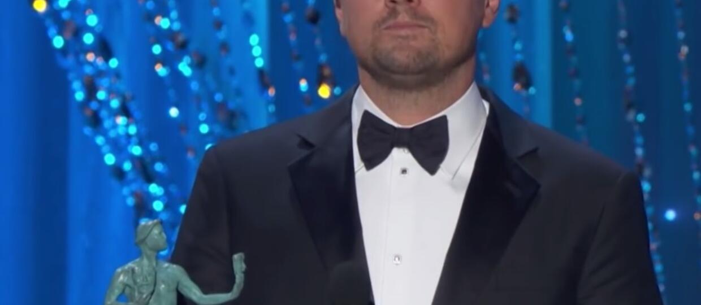 """Leonardo DiCaprio z kolejną nagrodą za """"Zjawę"""""""