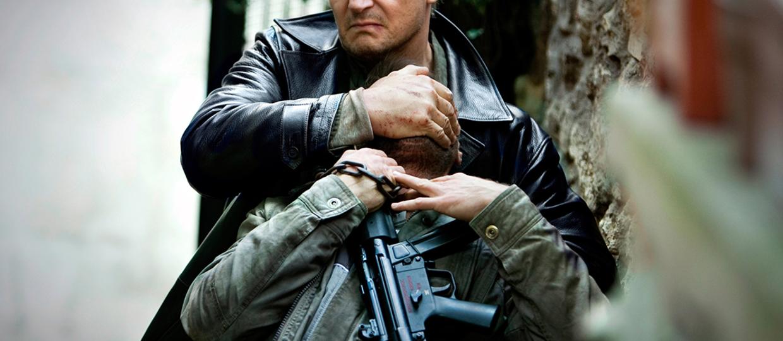 Liam Neeson będzie kierowcą samochodu z bombą