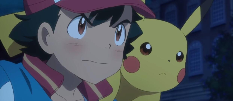 Ash Ketchum i Pikachu