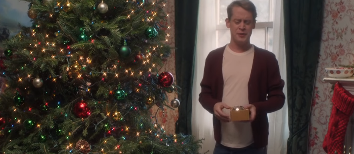 Macaulay Culkin (Home Alone: Macaulay Culkin Google Assistant Parody)