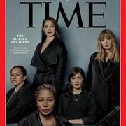 """Magazyn Time przyznał tytuł """"Człowieka Roku"""" kobietom, które przerwały milczenie w sprawie molestowania"""