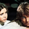 Mark Hamill i Carrie Fisher