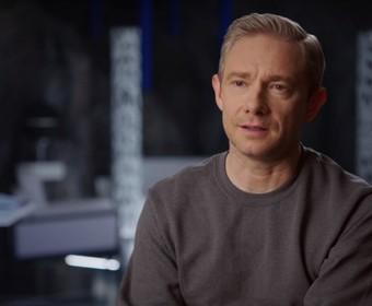 """Martin Freeman chciałby zagrać w """"Gwiezdnych wojnach"""". Czy ma na to szanse?"""