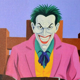 Joker, Batman,