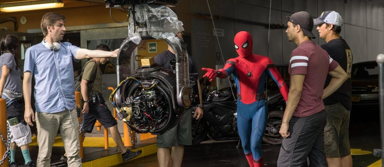 Kulisty filmu Spider-Man: Homecoming