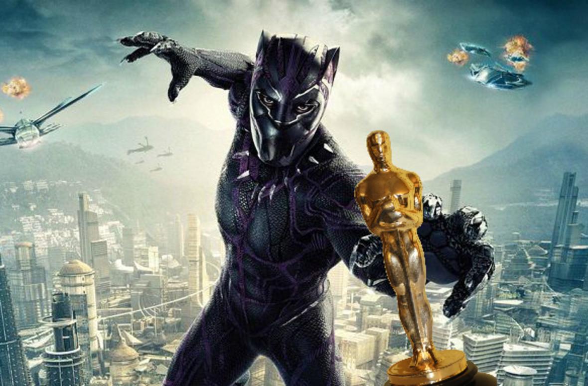"""Marvel Studios wybrało faworyta Oscarów 2019. Czy """"Black Panther"""" zdobędzie nagrodę za najlepszy film?"""