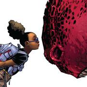 """Marvel stworzy animowana wersję komiksu """"Moon Girls and Devil Dinosaur"""""""