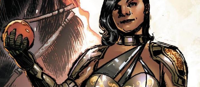 Angela Asgard's Assassin #1