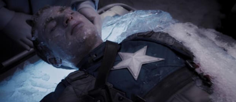 Marvel znowu umieści Kapitana Amerykę w bryle lodu