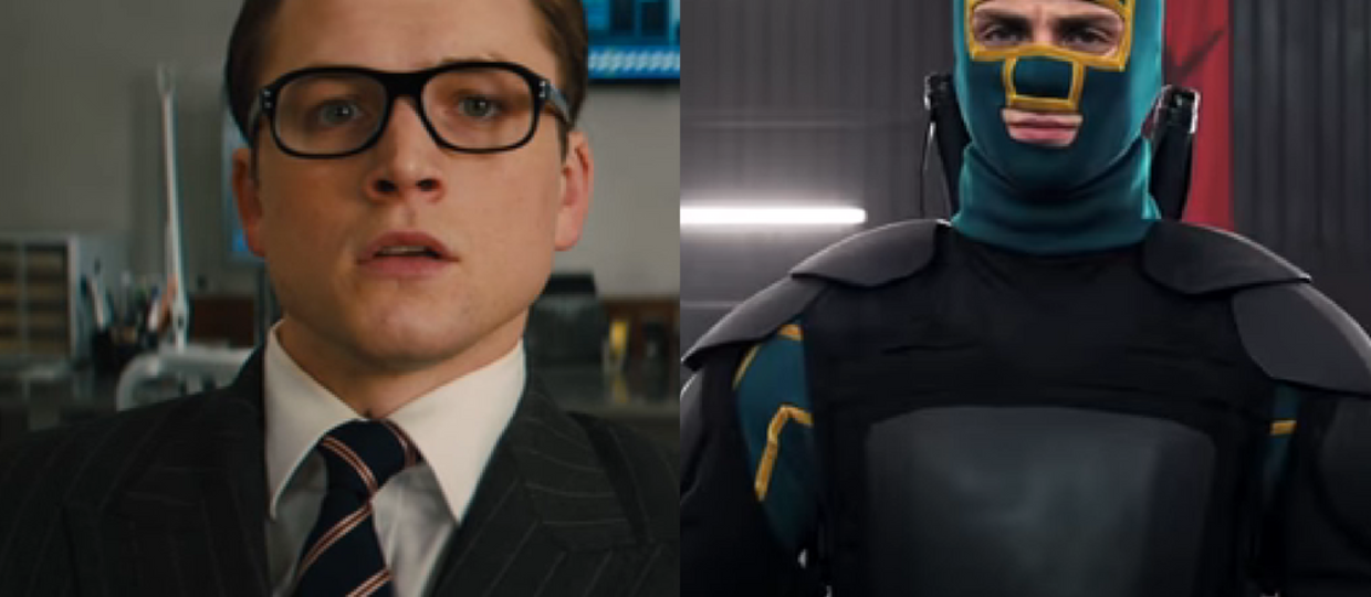 Kingsman/Kickass