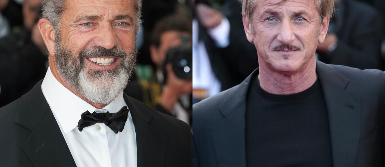 Mel Gibson i Sean Penn napiszą słownik oksfordzki