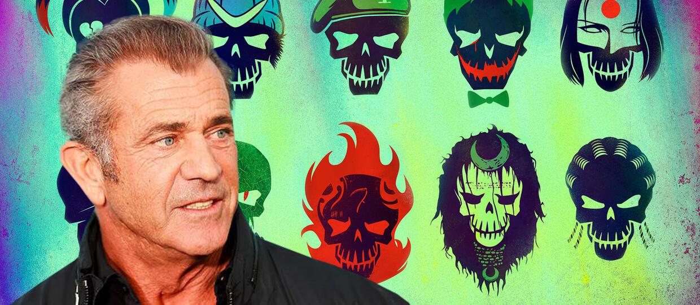 """Mel Gibson wyreżyseruje """"Legion samobójców 2""""?"""
