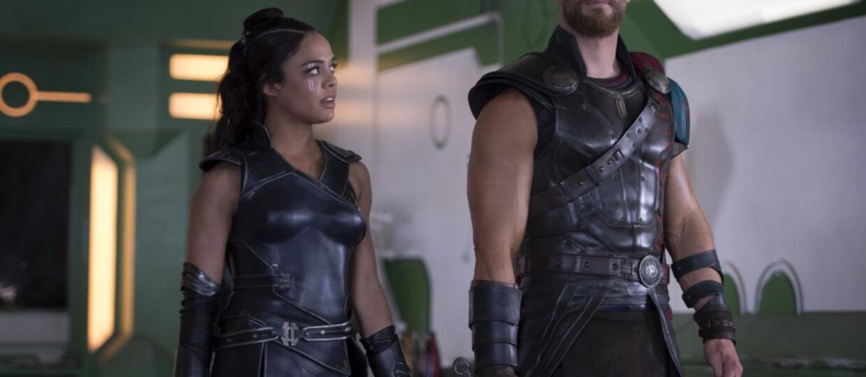 Chris Hemsworth Tessa Thompson