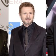 Hemsworth, Neeson, Thompson - Men in Black