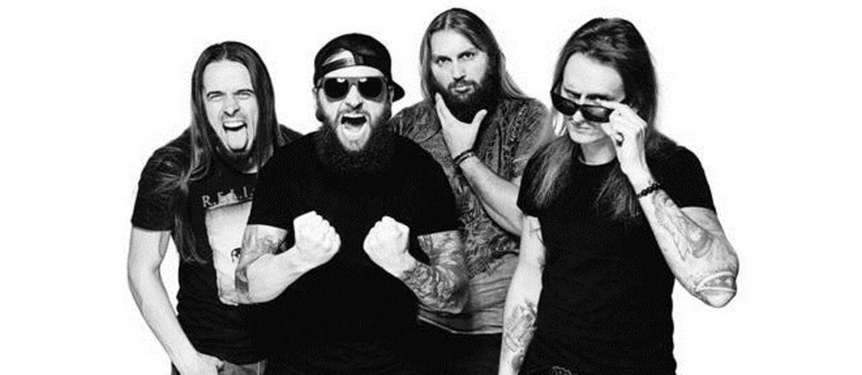 """To oni stworzyli metalową muzykę dla """"Exterminatora""""! Poznaj zespół The Sixpounder"""