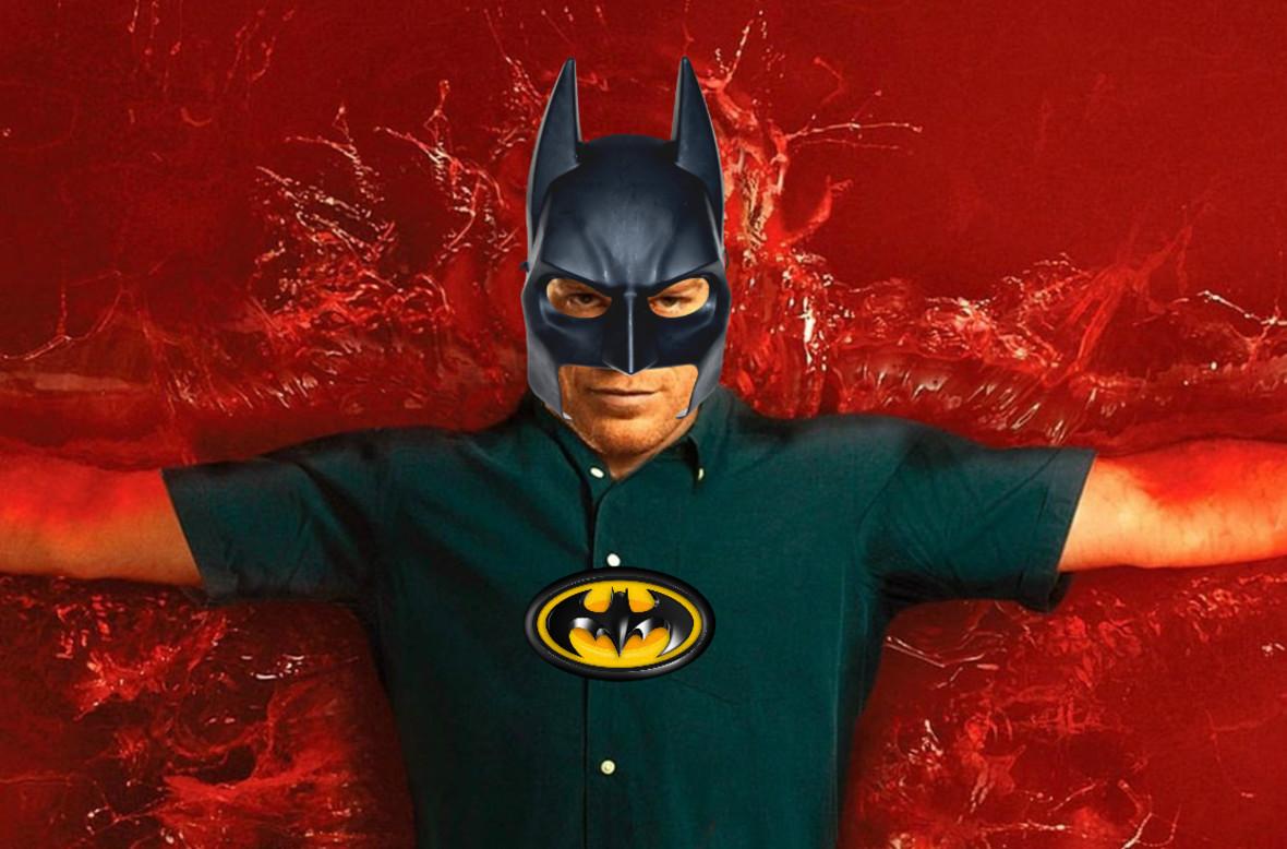 Michael C. Hall jako Batman