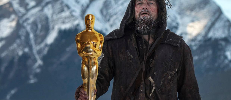 """Mieszkańcy Syberii robią """"Oscara"""" dla DiCaprio"""