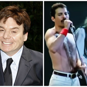 Mike Myers, Freddie Mercury, Queen