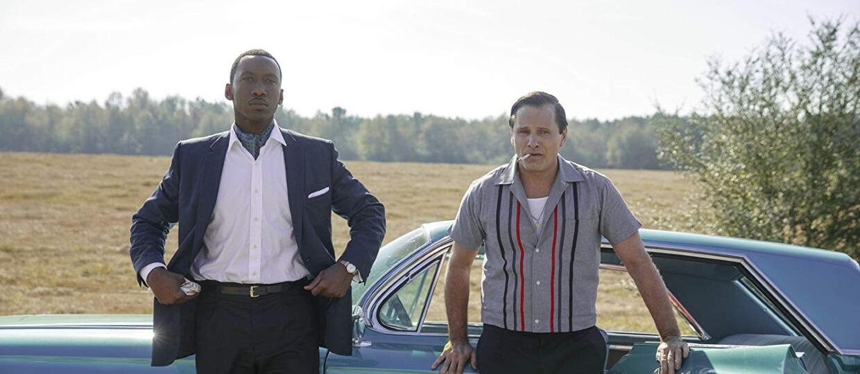 Viggo Mortensen i  Mahershala Ali (Green Book))