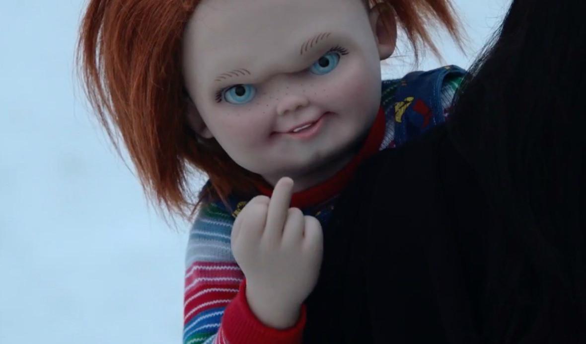 """Mordercze fragmenty filmu """"Kult laleczki Chucky"""". Odważysz się je obejrzeć?"""
