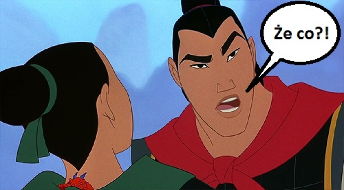 Mulan i Li Shang