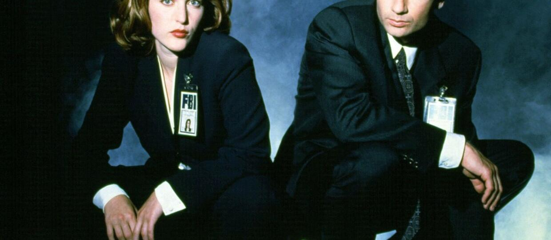 Z Archwium X, Moulder, Scully