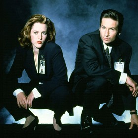 Z Archwium X, Moulder, Scully
