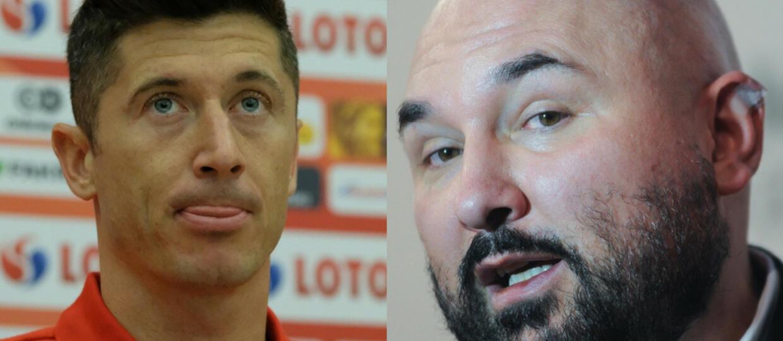 Patryk Vega chce kręcić film na meczu reprezentacji Polski
